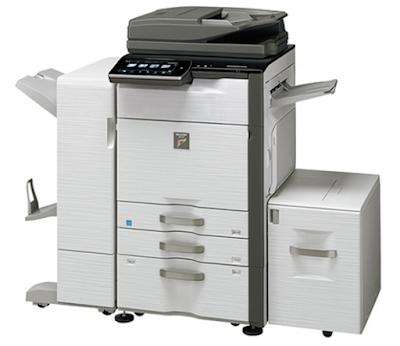 Sharp MX-5140N Printer Drivers Download