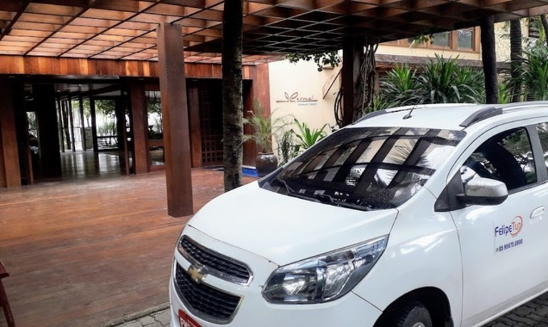 Transfer Hotel Zorah Beach