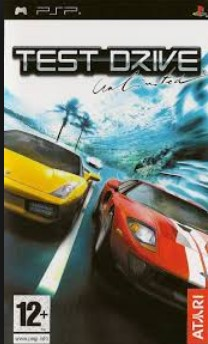Download Test Drive Unlimited CSO PSP PPSSPP