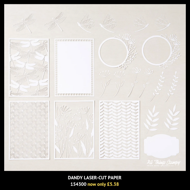 Dandy Garden last chance stampin up retiring products