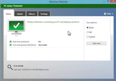 antivirus yang ringan dan gratis serta paling banyak digunakan