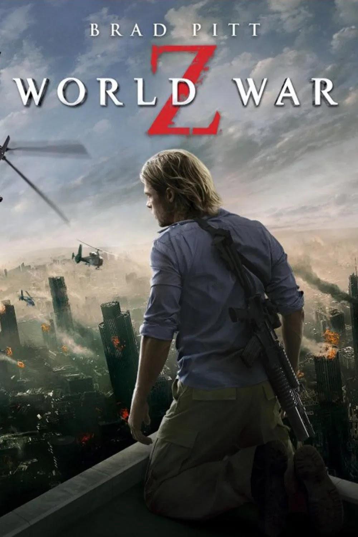 World War Z [2013] [DVD9] [NTSC] [Latino]