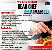 We Are Hiring at CV. Anak Sumber Rejeki Surabaya Juli 2020
