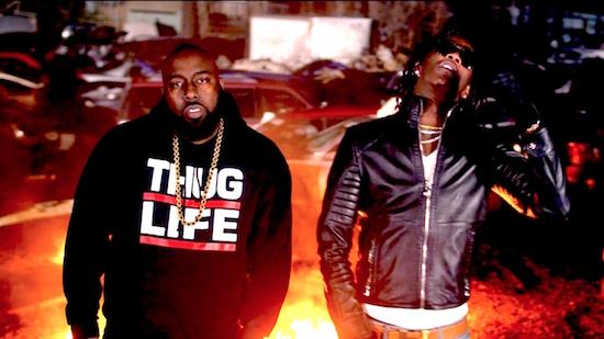 Video: Trae Tha Truth ft. Young Thug – Slugs