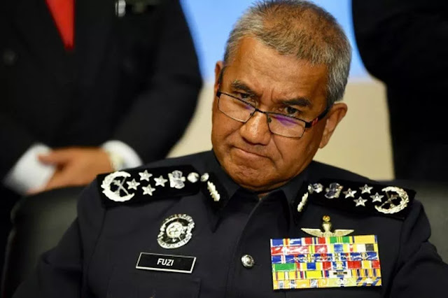 Temuan Surat Suara Tercoblos, Ini Kata Kepala Polisi Malaysia