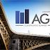 Logotipo da Construtora AGF