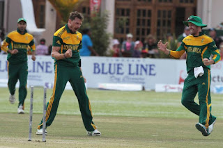 Australia vs South Africa Triangular Series Final 2014 Highlights