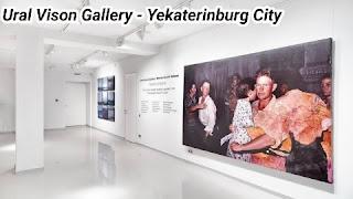 Ural Vision Gallery in Yekaterinburg City
