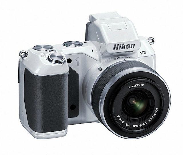 Harga Kamera Mirrorless Nikon