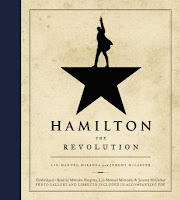 Album cover, Hamilton the Revolution