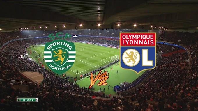 Watch Sporting CP VS Olympique Lyonnais Matche Live