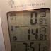 Στους 0 βαθμους Κελσίου η θερμοκρασία αυτη την ώρα 8 το πρωί στην πόλη