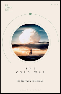 The Cold War by Dr Norman Friedman book cover