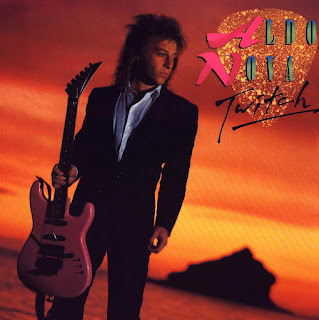 Aldo Nova [Twitch - 1985] aor melodic rock music blogspot full albums bands lyrics