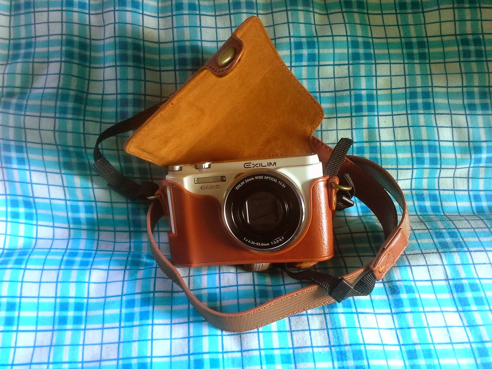 Review Beli Camera Cover Casio Exilim