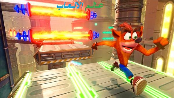 تحميل لعبة Crash Bandicoot N.Sane Trilogy للكمبيوتر بحجم صغير