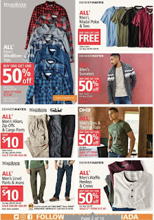Mark's Flyer Summer Blowout Event October 18 – 23, 2017