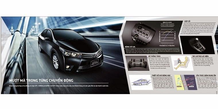 toyota altis 2015 toyota tan cang 17 - Toyota Corolla Altis 2014 - 2015: Đột phá ấn tượng - Muaxegiatot.vn