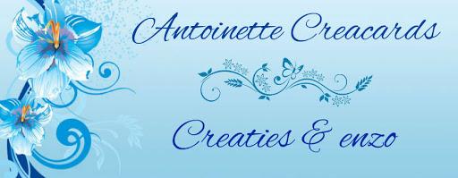Antoinette creacards