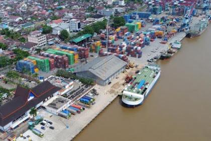 Jadwal Kapal Laut Pontianak Semarang 2019