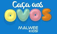 Caça aos Ovos Malwee Kids Center Norte pascoamalweekids.com.br