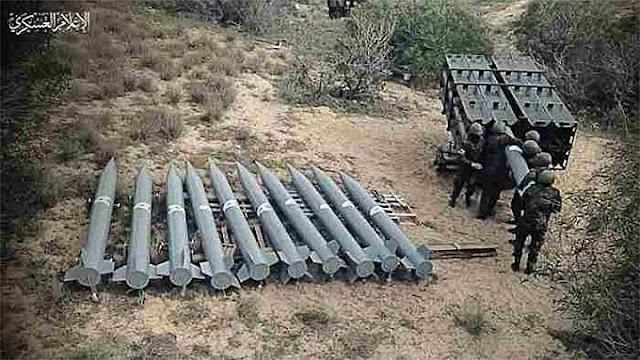 Ini Cara Hamas Mendapatkan Senjata untuk Hadapi Israel