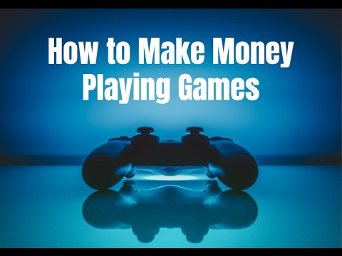How to make money in games played at home in 2021