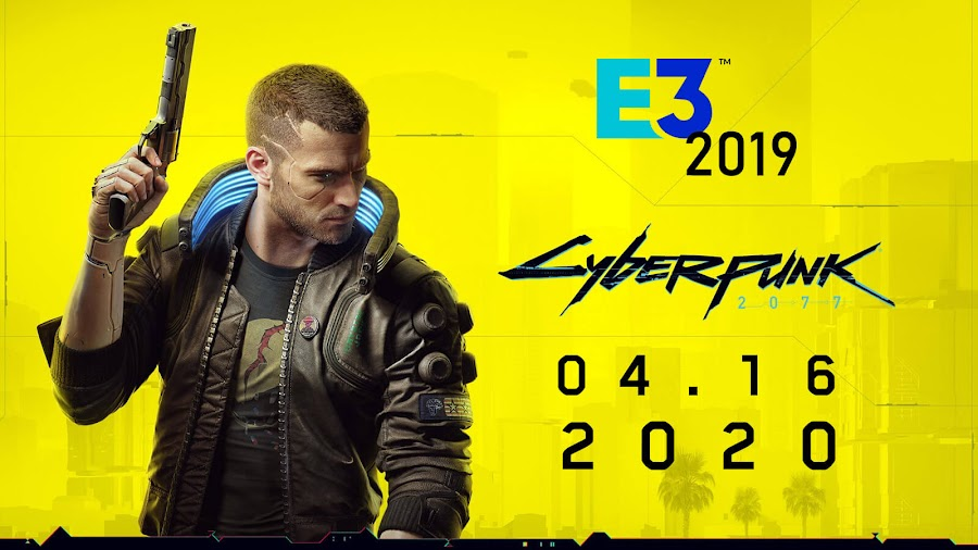 cyberpunk 2077 e3 trailer release date cd projekt red