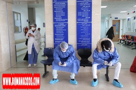 أخبار المغرب: فريق مغربي يضع براءة اختراع 4 حلول رقمية لمواجهة فيروس كورونا بالمغرب covid-19 corona virus كوفيد-19