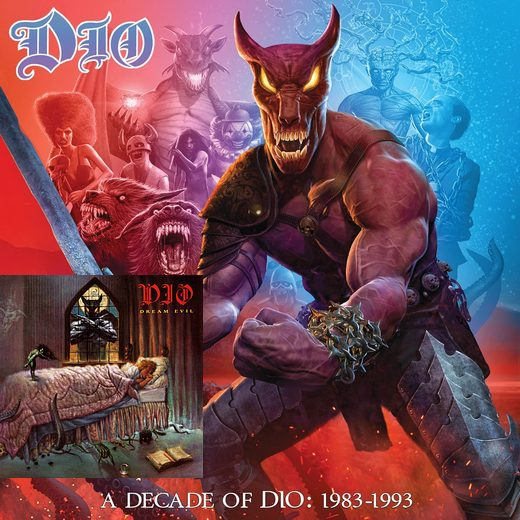 DIO - A Decade of DIO 1983-1993 6CD Boxset - Dream Evil remastered 2016 full