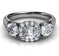 cincin nikah platinum berlian
