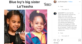29 year old alleges she's Jay-Z's secret daughter and shows 'DNA proof' as relations support her claims