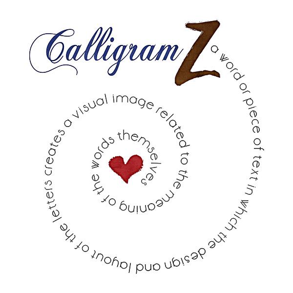 CalligramZ by DeDe Smith (DesignZ by DeDe)