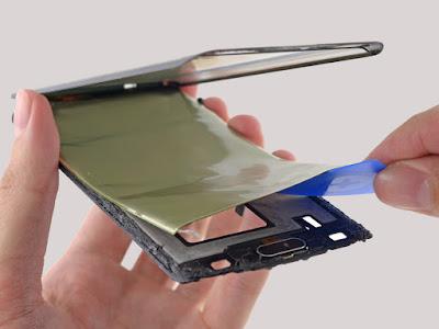 thay mặt kính Sam Sung Galaxy S5