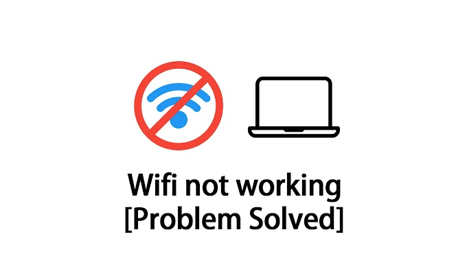 Wifi is not working on Laptop/Computer