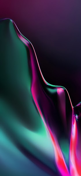 Oneplus 6 official purple background wallpaper