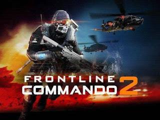 games offline perang Frontline Commando: WW2