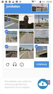 Langkah 2: Cara melewati iklan (bypass ads) Shrinkme.io