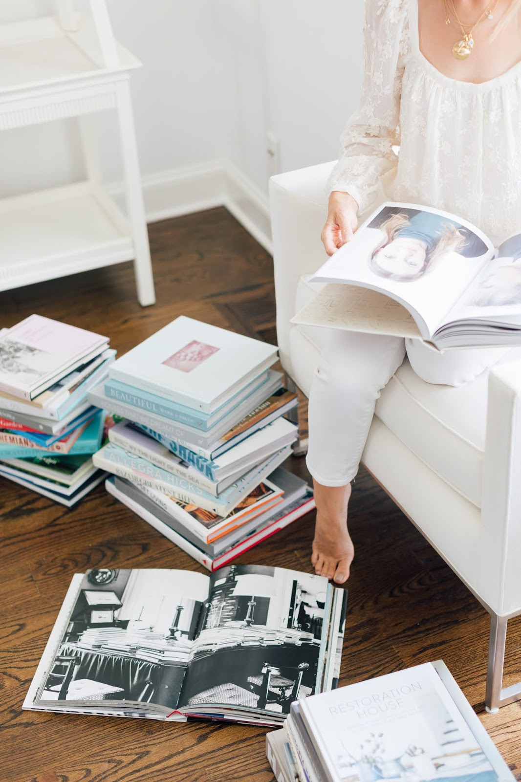 In My Closet The Best Coffee Table Books For Decorating