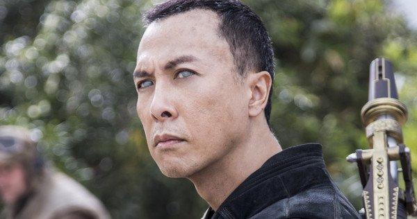 Punch Drunk Critics: 'Rogue One' Star Donnie Yen Cast In
