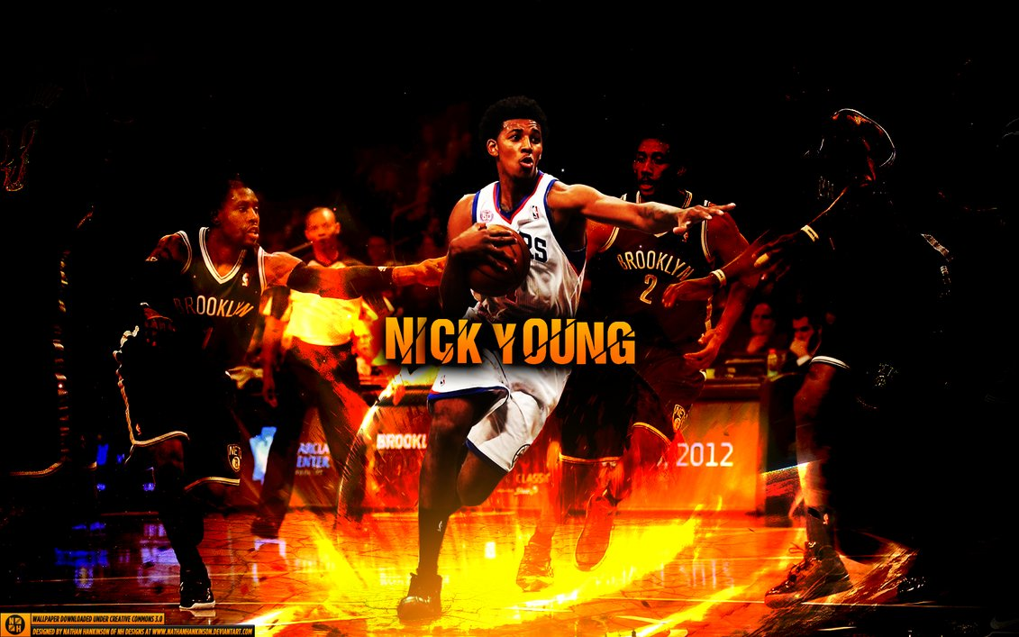 3d Chicago Bulls Wallpaper Nick Young New Hd Wallpaper 2013 All Basketball Players