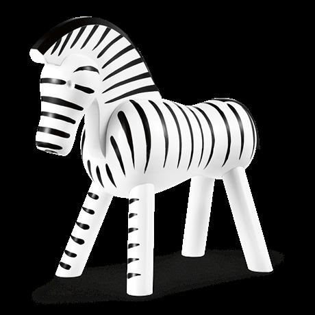 hæklet zebra