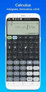 تحميل Fx Calculator 570 991 FX لحل الرياضيات عن طريق الكاميرا