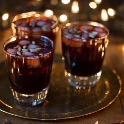 عصير الجلاب - الزبيب