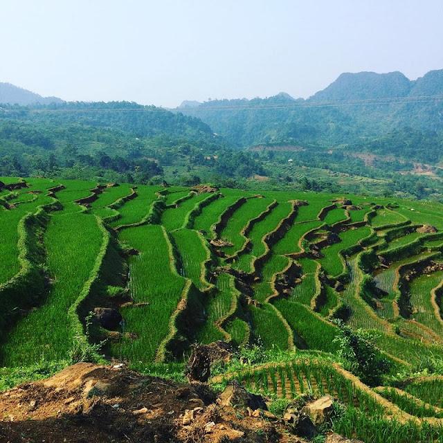 Pu Luong - The Vietnam Northern's microcosm 1