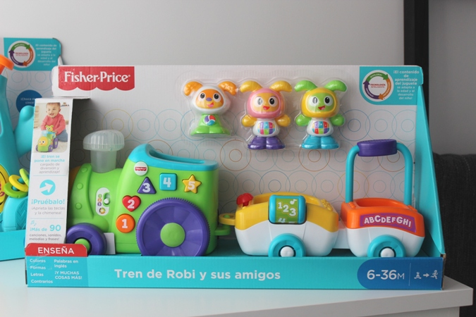 Tren-robi-fisher-price-mattel