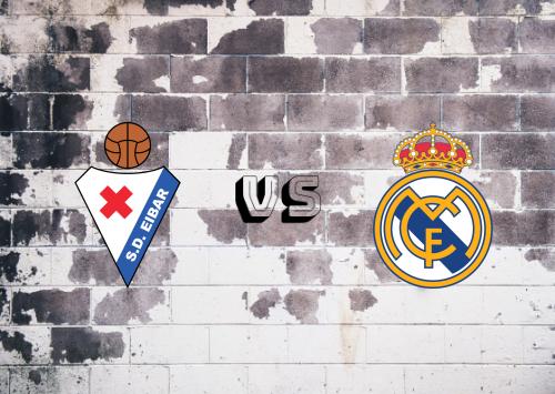 Eibar vs Real Madrid  Resumen y Partido Completo