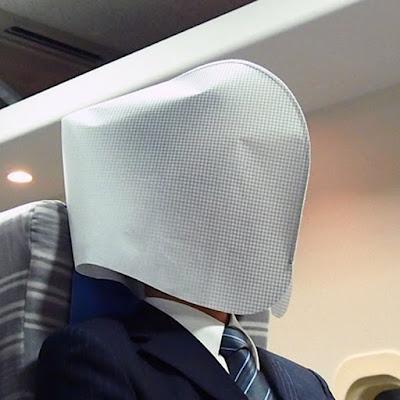 My Dome Pal Travel Sleeping Hood