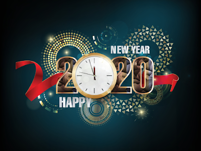 2020 New year Countdown Timer