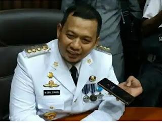 Pj Walikota Makassar Meminta Untuk Sementara Tiadakan Sholat jumat Berjamaah Di Ganti Sholat Dzuhur